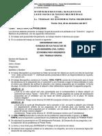 Trabajo 02 BALOTARIO DE PROBLEMAS 2017 II.docx