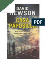 Casa Papusilor - David Hewson
