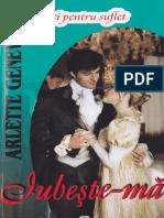 Arlette Geneve - Familia Beresford - 1 - Iubeste-mă-PDF