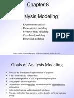 4.Pressman Ch 8 Analysis Modeling