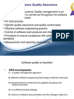 3.Software Quality Assurance