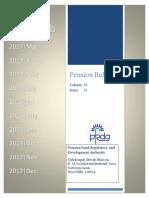 Feb Bulletin Pfrda