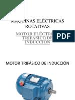 Motor Trifásico de Inducción