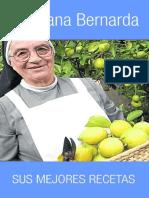 Hermana Bernarda - Sus Mejores Recetas