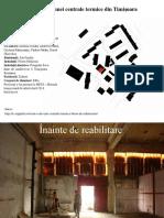 Reabilitarea Unei Centrale Termice Din Timisoara