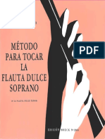 Helmut Monkemeyer - Metodo para tocar flauta dulce soprano.pdf
