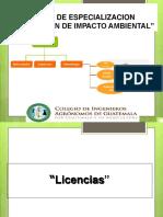 3. Licencias