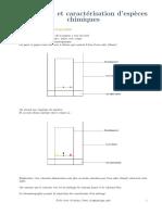 ILEPHYSIQUE Phys 2 Separation Caracterisation Especes