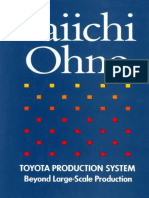 Toyota Production System_ Beyond Large Scale Production - Taiichi Ohno