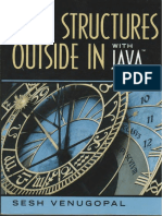 Data Structures Outside in With Java (1st Edition)
