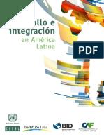 Desarrollo e Integración en América Latina