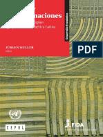 Brechas y Transformaciones La Evolución Del Empleo Agropecuario en América Latina