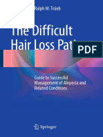 ###1 Cabelo - The Difficult Hair Loss Patient True Excerto