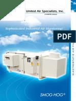 SH Elektrostatik Filtre Brosuru
