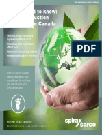 Canada Carbon Reduction Guide Spirax Sarco