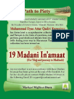 19 Madani In'amat (For Hajj and Journey to Madinah.pdf