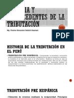 Derecho Tributario I-historia y Antescedentes de La Tributación