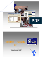 8.1 Exemplu de Aplicatie de Medicina Familiei