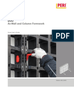 DUO for Wall and Column Formwork Poster US1 En