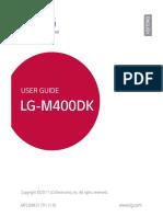 LG Stylus 3 - LG Stylus 3 User Guide