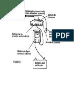 Diagnostico Ford Obd 1