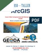 ArcGIS - PUNO (Brochure)