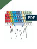 Keyboard typing skills