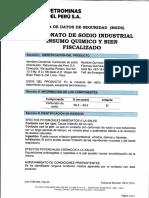 Fichas Tecnicas y Hojas de Seguridad Iqbf 20-01-18