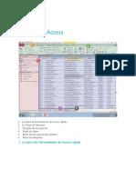 Herramientas de Microsoft Acces