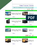 LCD TV 37''