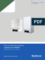 Documentatie Proiectare Buderus LogamaxplusGB162