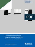 Documentatie Proiectare Buderus Logamax Plus GB192i GB192iT