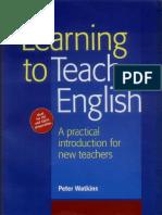 LEARNING to Teach English - Facebook Com LinguaLIB