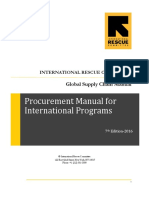 Procurement Manual for International Programs 2016 (1)_Part1