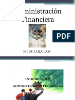 Adminsitración Financiera