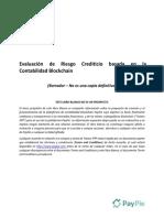 PayPie Whitepaper Spanish