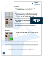 Analysing Minesweeper