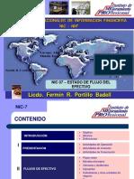 NIC-7 Estados de Flujos de Efectivo.ppt