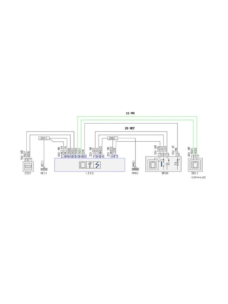 206 Zasilania Ecu Peugeot Sedre Wiring Diagram