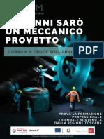 Volantino Iepf Meccanico Forium