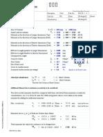 Column Design LSM