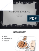 Windows & Office