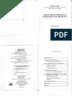 Temas Transversais e a Estrategias de Projetos
