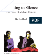 Listening to Silence the Films of Michae