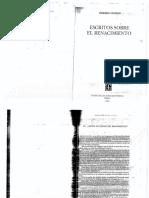 CHABOD, Federico. Escritos sobre el Renacimiento.pdf