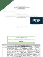 Cuadro Comparativo Legislacion Penal Especial