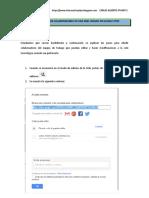 2.3. Pasos Para Añadir Colaboradores en Una Wiki Creado en Google Sites