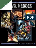GURPS Marvel Heroes