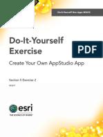 Section5Exercise2-CreateYourOwnAppStudioApp