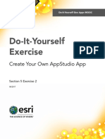 Section5Exercise2-CreateYourOwnAppStudioApp